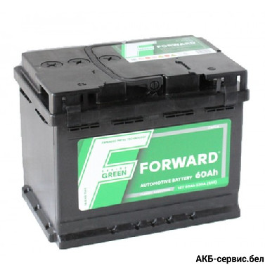 Forward Green 6СТ-60