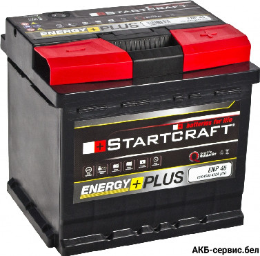 Startcraft Energy Plus 46Ah